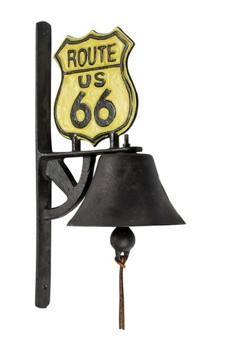 Campana route 66 in ghisa usa